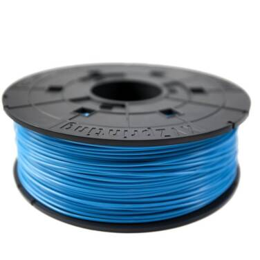 XYZ Printing da Vinci 3D Printer Filament Cartridge Blue 600G