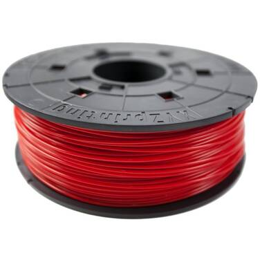 XYZ Printing da Vinci 3D Printer Filament Cartridge Red 600G