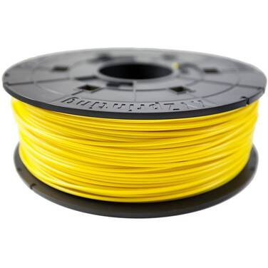 XYZ Printing da Vinci 3D Printer Filament Cartridge Yellow 600G