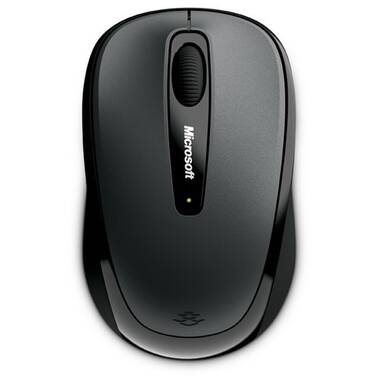 Microsoft Wireless Mobile Mouse 3500 Gray PN GMF-00006