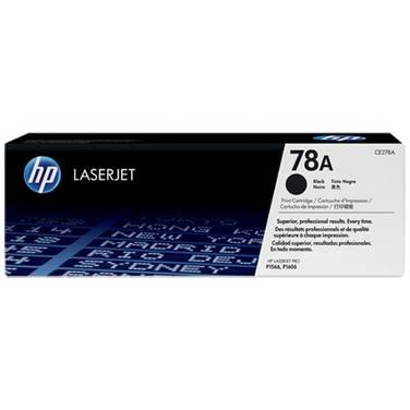 HP 78A Black Toner Cartridge (2,100 Pages) PN CE278A