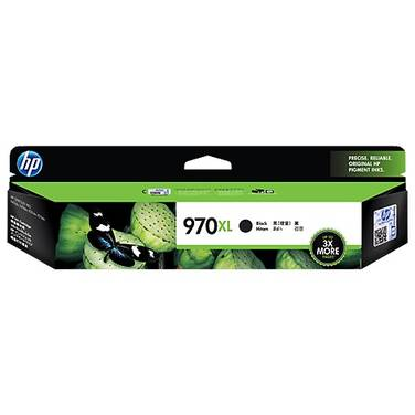 HP 970XL Black High Yield Ink Cartridge (9,200 Pages) PN CN625AA