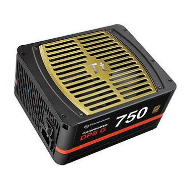 750 Watt Thermaltake Tough Power DPS GOLD Modular Power Supply PN PS-TPG-0750DPCG-G