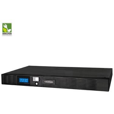 CyberPower 750VA/500W Line Interactive UPS 3yr PR750ELCDRT1U