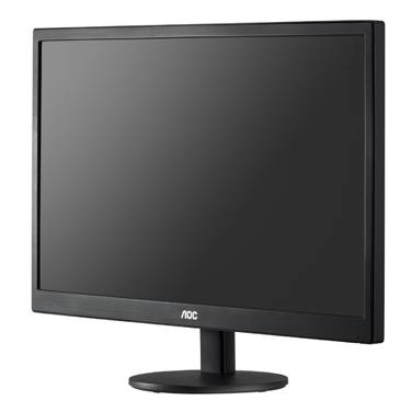 19.5 AOC E2070SWN LED LCD Monitor