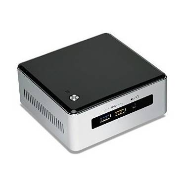 Intel BOXNUC5I5RYH NUC Gen5 Core i5 M.2 & 2.5 HDD with Wireless-AC
