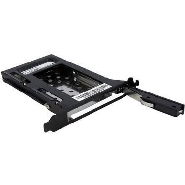 StarTech 2.5in SATA Removable Hard Drive Bay for PC Expansion Slot S25SLOTR