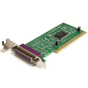 StarTech 1 Port Low Profile PCI Parallel Adapter Card