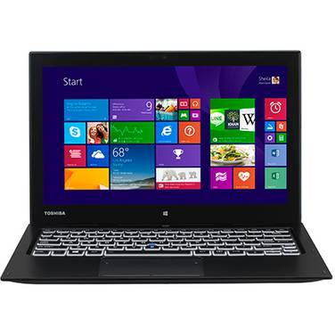 Toshiba Portege Z20T PT15AA-003009 12.5 Touch 2in1 M5Y51 Notebook Windows 8.1 Pro- SHOP SOILED