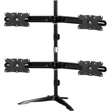 Aavara DS410 Quad LCD Monitor Stand up to 32