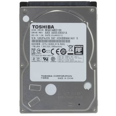 5TB Toshiba 3.5 7200rpm SATA 6Gb/s HDD PN MD04ACA500