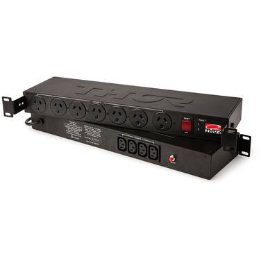 11 Port Thor RF11 Rack Mount Power Filter and Surge Protector