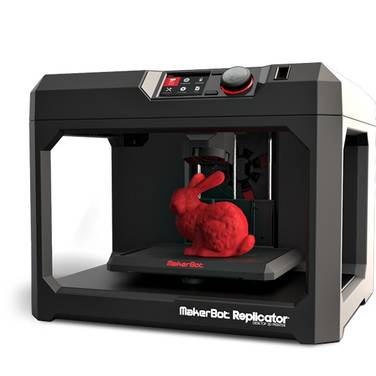 MakerBot Replicator 5th Gen 3D Printer
