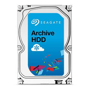 8TB Seagate 3.5 5900rpm SATA 6Gb/s Archive HDD PN ST8000AS0002