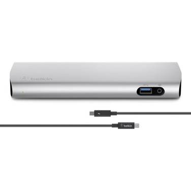 Belkin Thunderbolt 2 Express Dock HD with Cable PN F4U085AU