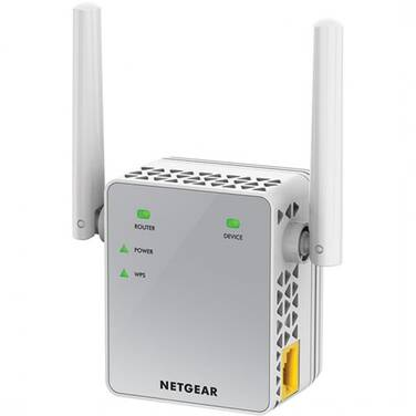 Netgear EX3700 Dual Band Wireless-AC750 Range Extender