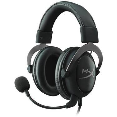 Kingston HyperX Cloud II Gaming Headset - Gun Metal PN KHX-HSCP-GM