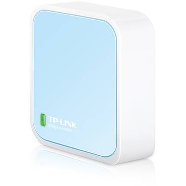 TP-Link TL-WR802N Wireless-N 300Mbps Pocket Router