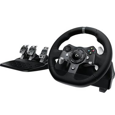 Logitech G920 Driving Force Racing Wheel (XBOX1/PC) PN 941-000126