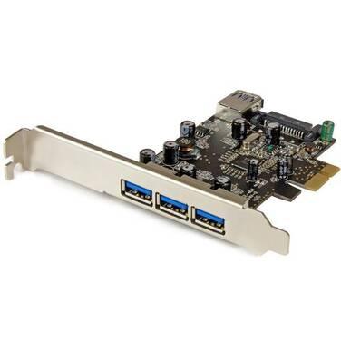 StarTech 4-Port PCI Express USB 3.0 Card
