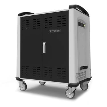 Alogic VROVA SB-CT36BNT Smartbox 36 Bay Notebook/Chromebook & Tablet Charging Trolley Up to 15.6 Devices