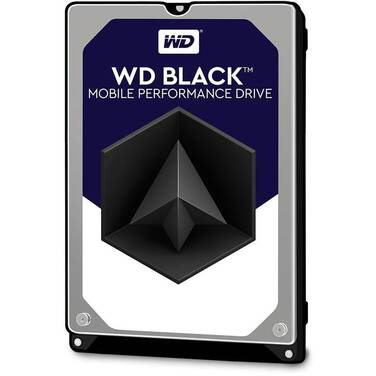 500GB WD 2.5 7200rpm SATA 6GB/s BLACK HDD PN WD5000LPLX