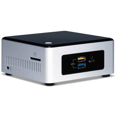 Intel BOXNUC5CPYH NUC Celeron 2.5 HDD with Gigabit Network