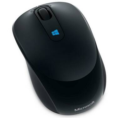 Microsoft Wireless Sculpt Mobile Mouse PN 43U-00005