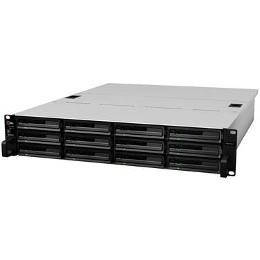 12 Bay Synology RS3614XS+ RackStation Gigabit NAS Unit