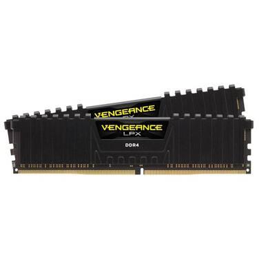 16GB DDR4 Corsair (2x8GB) CMK16GX4M2B3000C15 3000MHz Vengeance LPX BLACK RAM