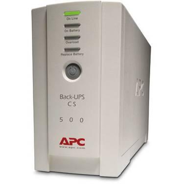 500VA APC BK500EI Back-UPS CS