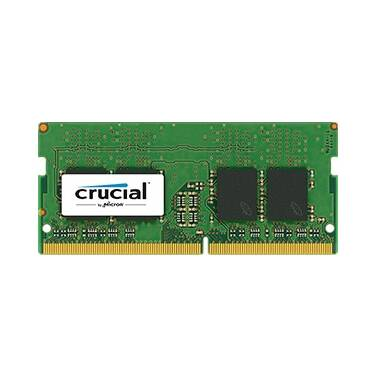 SODIMM DDR4 4GB 2133MHz Crucial RAM for Notebooks