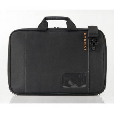 12.5 Everki Briefcase with removable EVA Hard Case Notebook Bag PN EKF860