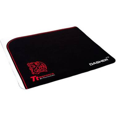 Thermaltake TteSports Dasher V2 Mouse Pad PN MP-DSH-BLKSMS-01