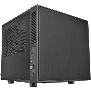 Thermaltake Mini-ITX Suppressor F1 Case Black (No PSU) PN TT-SUPPRESSOR-F1