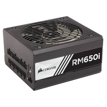 650 Watt Corsair RM650i 80 PLUS Gold Modular Power Supply PN CP-9020081-AU