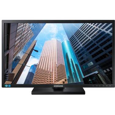 27 Samsung LS27E45KBS LED Monitor with Height Adjust PN LS27E45KBSV/XY