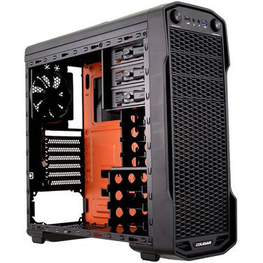 Cougar ATX MX310 Case Black (No PSU)