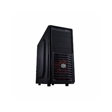 Cooler Master ATX RC-K282-KKN1 Case Black (No PSU)