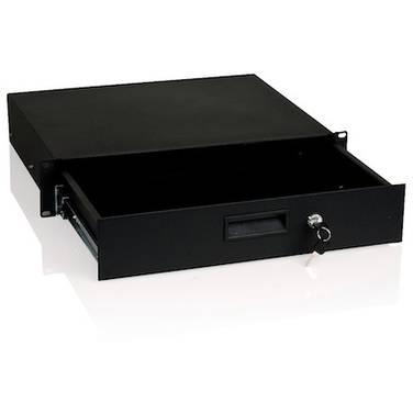 Serveredge 3RU Lockable Rack Mountable Drawer