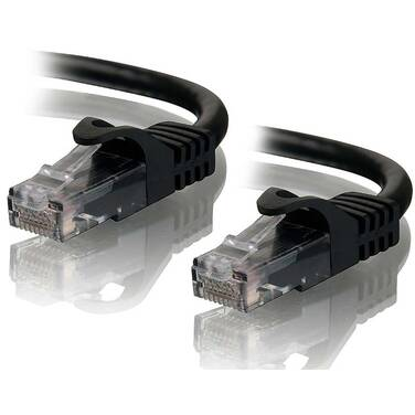 5 Metre ALOGIC Black CAT6 Network Cable