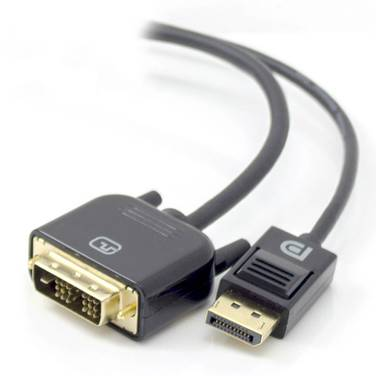 ALOGIC SmartConnect 2m DisplayPort to DVID Cable Male to Male