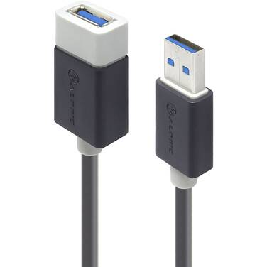 3 Metre ALOGIC USB 3.0 Type A to Type A Extension Cable Male to Female