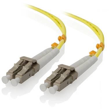 ALOGIC 3m LCLC Single Mode Duplex LSZH Fibre Cable 09/125 OS2