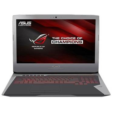 ASUS ROG G752VT-GC060T 17.3 Core i7 Notebook Win 10 Home