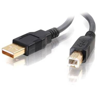 3 Metre ALOGIC USB 2.0 Cable Type A Male to Type B Male