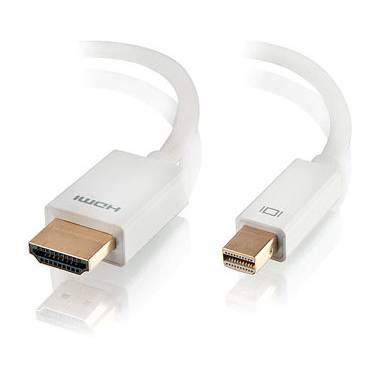 ALOGIC SmartConnect 1m Mini DisplayPort to HDMI Cable Male to Male