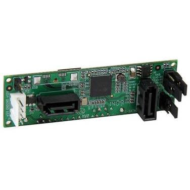 StarTech SATA Dual Hard Drive RAID Adapter - Internal SATA Connector to Dual SATA HDD RAID Controller Card