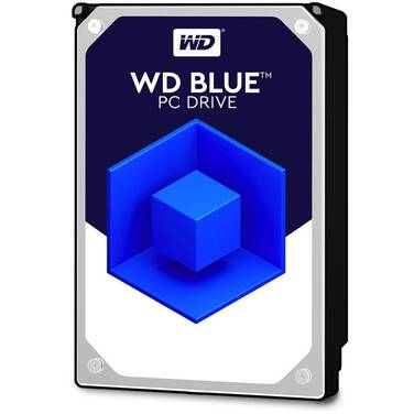 3TB WD 3.5 SATA 6Gb/s Blue HDD PN WD30EZRZ