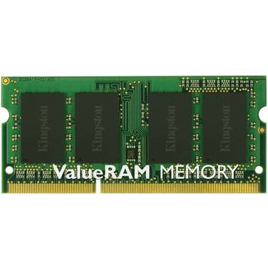 SODIMM DDR3 4GB 1600MHz Kingston CL11 RAM for Notebooks PN KVR16LS11/4